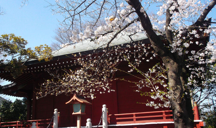 観福寺・観音堂(川口市)