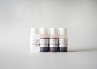 柿渋塗装サンプルセット